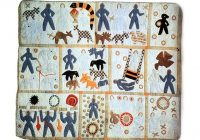 Cozy the history of the american quilt part one early african 10 Interesting African American Quilt Patterns