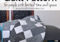 Cozy the perfect quilt pattern for people with no time to sew 11 Elegant Super Easy Quilt Patterns