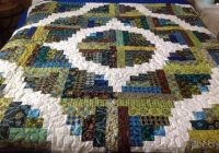 Cozy timeline photos quilting deals missouri star quilt co 10 Interesting Curved Log Cabin Quilt Pattern