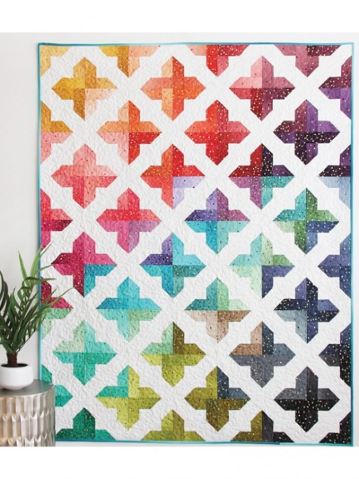 Permalink to 11 Unique Jelly Roll Quilt Patterns