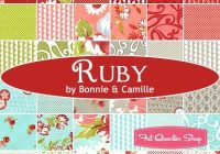 Cozy using the ru charm pack to make the quilt at sewn moda 9 Interesting Lovely Amazon Quilting Fabric Inspiration Gallery