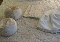 Cozy vintage laura ashley quartet sycamore twin quilt with sham 10 Stylish Vintage Twin Quilt Inspirations