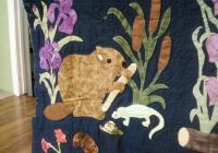 Cozy woodland creatures quilt quiltingboard forums 11 Cozy Woodland Creatures Quilt Pattern Inspirations