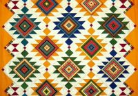 crafts ab southwest quilt 9 Stylish Southwestern Quilt Patterns