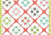 cross stitch downloadable pdf quilt pattern coriander quilts Stylish Cross Stitch Quilt Patterns Inspirations