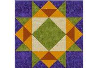 crown of thorns quilt block pattern Cozy Crown Of Thorns Quilt Pattern