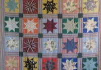 cutter quilt vintage handmade old star quilt patchwork Cool Vintage Quilts For Sale Handmade