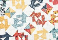 dapper downloadable pdf quilt pattern its sew emma Modern Downloadable Quilt Patterns Inspirations