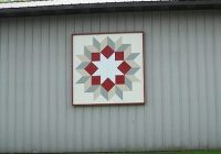 definitely a want barn quilts i want painted barn quilts Unique Painted Quilts On Amish Barns Gallery