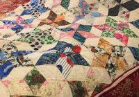 details about gorgeous vintage handmade applique daisy Interesting Handmade Patchwork Quilt Vintage Gallery