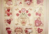 details about vintage valentine bom quilt pattern applique Elegant Vintage Valentine Quilt Pattern Verna Mosquera Inspirations