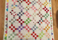 dig into your scraps for this beautiful quilt quilting digest Cool Waste Knot Quilt Pattern For Sale Inspirations