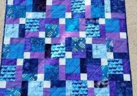 disappearing 9 patch ba quilt bluprint Cool Disappearing Nine Patch Quilt Pattern