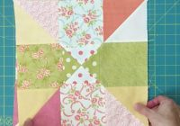 disappearing nine patch tutorial and patterns Nine Patch Quilt Pattern Variations