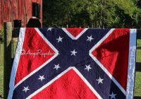 dixie land quilt pattern farmhousesoapshop on etsy Unique Confederate Flag Quilt Pattern