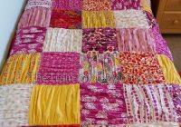 diy duvet covers diy gathered quilt or duvet cover Elegant Quilted Duvet Cover Pattern Gallery