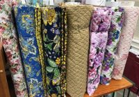 double sided pre quilted fabric sale windy moon quilts Elegant Pre Quilted Fabric By The Yard