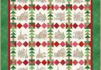 download free pattern gingerbread magic maywood studio Cool Gingerbread Quilt Pattern Gallery