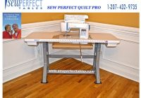 dream table quilting sewing table sewing nook diy sewing Stylish Quilting Sewing Table Gallery