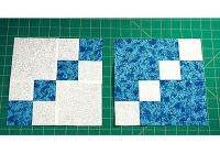 dual double four patch quilt block pattern Elegant Double Four Patch Quilt Pattern Gallery