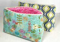 easy cosmetics bag pattern so sew easy Interesting Quilted Makeup Bag Pattern