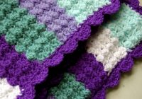 easy crochet afghans patterns Unique Crochet Quilt Patterns Beginners