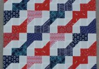 easy peasy faux zig zag quilt pattern quilts 2 pieced Easy Zig Zag Quilt Pattern Inspirations