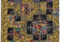 easy quilt patterns for large print fabrics stitch this Cool Quilt Patterns For Large Print Fabrics Inspiration