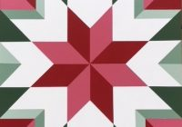 eight pointed star barn quilt Stylish Barn Quilt Patterns Inspirations