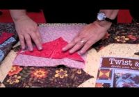 Elegant 10 minute blocks quick tricks Cozy 10 Minute Quilt Block Pattern