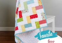 Elegant a bright corner 15 favorite free ba quilt patterns Stylish Patchwork Baby Quilt Patterns Free