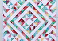 Elegant a half square triangle quilt half square triangle quilts Stylish Quilts With Triangles Inspirations