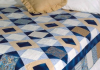 Elegant an easy quilt thats stunning in its simplicity quilting 10 Unique Simplicity Quilt Patterns