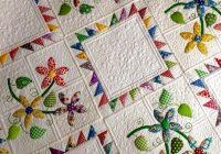 Elegant applique quilting applique quilt patterns floral quilt Stylish Hand Applique Quilt Patterns