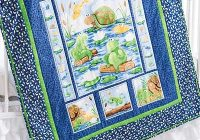 Elegant art panel quilt pattern 10 Interesting Quilts With Panels
