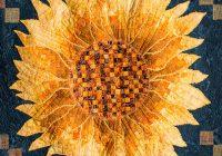 Elegant bargello sunflower quilt pattern download 10 Interesting Sunflower Quilt Pattern For Beginners Gallery