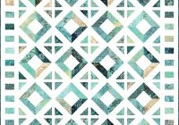 Elegant beach bracelets quilt pattern Cool Beach Themed Quilt Patterns