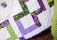 Elegant daisy chain quilt sissys quilt designs 11   Daisy Chain Quilt Pattern
