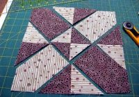 Elegant disappearing 4 patch tutorial patch quilt quilts quilt 10 Modern Disappearing 4 Patch Quilt Patterns Gallery
