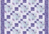 Elegant downloadable stepping stones quilt pattern easy 3 yard design 11 Unique Stepping Stones Quilt Pattern