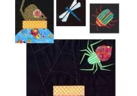 Elegant escaping bugs bottle quilt pattern paper pieced quilt patterns bug jars quilt pattern bug quilt pattern insect quilt pattern New Bugs In A Jar Quilt Pattern