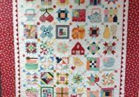 Elegant farm girl vintage block of the month 11 Interesting Farm Girl Vintage Quilt Kit