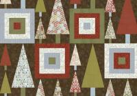 Elegant figgy pudding christmas tree modapdf modern christmas 11 Cozy Figgy Pudding Quilt Pattern Inspirations