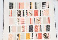 Elegant free modern quilt patterns u create 11 Modern Easy Modern Quilt Patterns