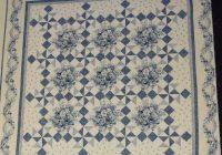 Elegant garden twist anniversary quilt 76×76 105341 quilt kits Cozy Garden Twist Quilt Pattern Inspirations