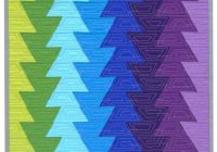 Elegant jaybird mini northern lights designer pattern robert 10 New Northern Lights Quilt Pattern