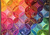 Elegant lisa ellis journal quilts cathedral window quilts 10 New Pattern For Cathedral Window Quilt