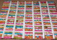 Elegant make a honey bun quilt top 9 Elegant Honey Bun Quilt Patterns Inspirations