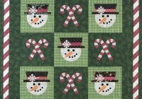 Elegant mr snowman quilt pattern 10 Unique Snowman Quilt Patterns Applique