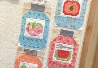 Elegant new farm girl patterns bee in my bonnet farm quilt 9 Modern Pinterest Girl On Farm Quilt Gallery